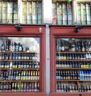 Typisch belgisch: Bier