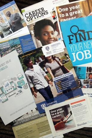 Informationen für die Jobsuche