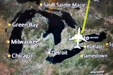 Super Lage zwischen den Great Lakes