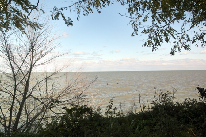 Windsor liegt am Lake St. Clair