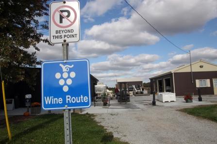 In der Region Windsor-Essex gibt es auch eine Weinstraße