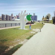 Parks und Sehenswürdigkeiten besuchen