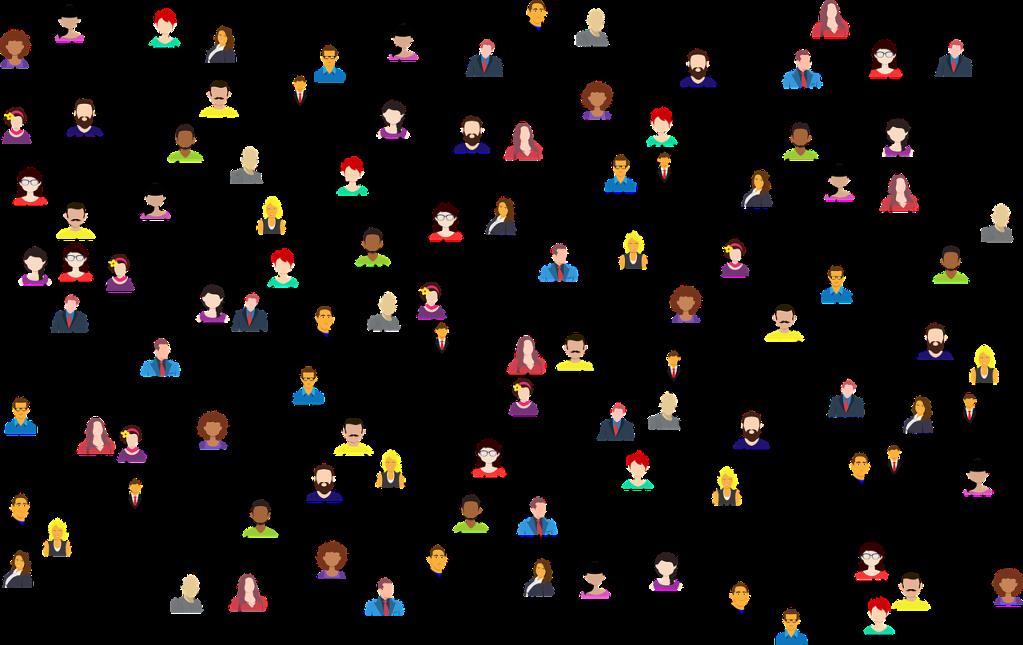Karrieren von Frauen und Männern im Vergleich - (c) Gordon Johnson, Pixabay